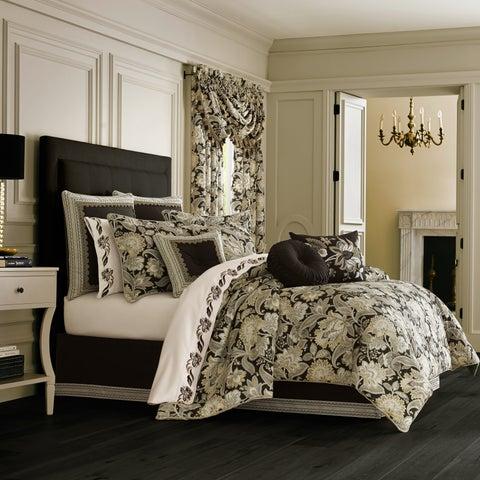 Five Queens Court Maddock Jacobean Luxury Comforter Set