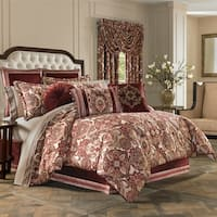 Five Queens Court Reese Luxury Comforter Set