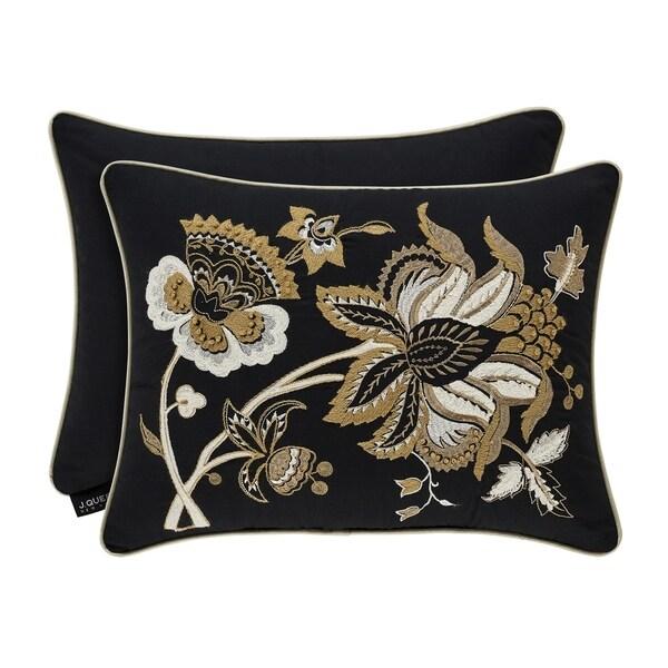 Gracewood Hollow Chauhan Rectangular Decorative Throw Pillow