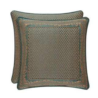 Gracewood Hollow Sijaric 20-inch Square Embellished Throw Pillow