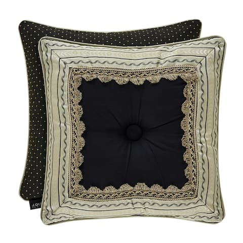 Gracewood Hollow Chauhan Square Throw Pillow (18 in.)
