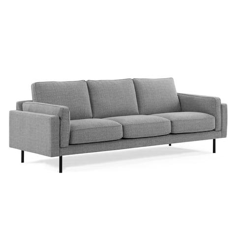 Strick & Bolton Creedence Grey Sofa