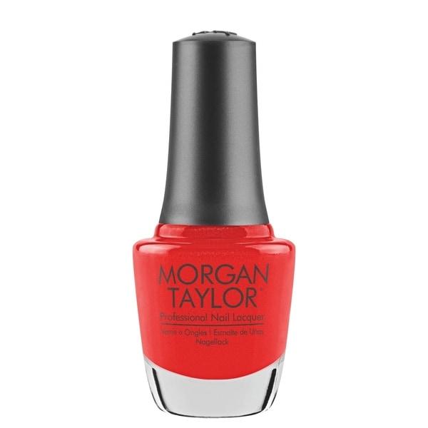 Shop Morgan Taylor Nail Polish - Flamingo Float - Free Shipping On ...