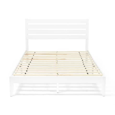 Christopher Knight Home Guilford Queen Size Bed with Headboard