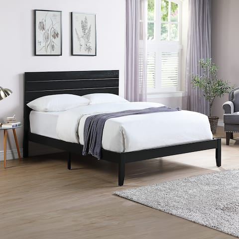Edgecombe Queen Size Bed with Headboard by Christopher Knight Home