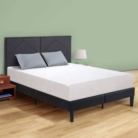 Sleeplanner 11 Inch Comfort Sleep Gel Memory Foam Mattress