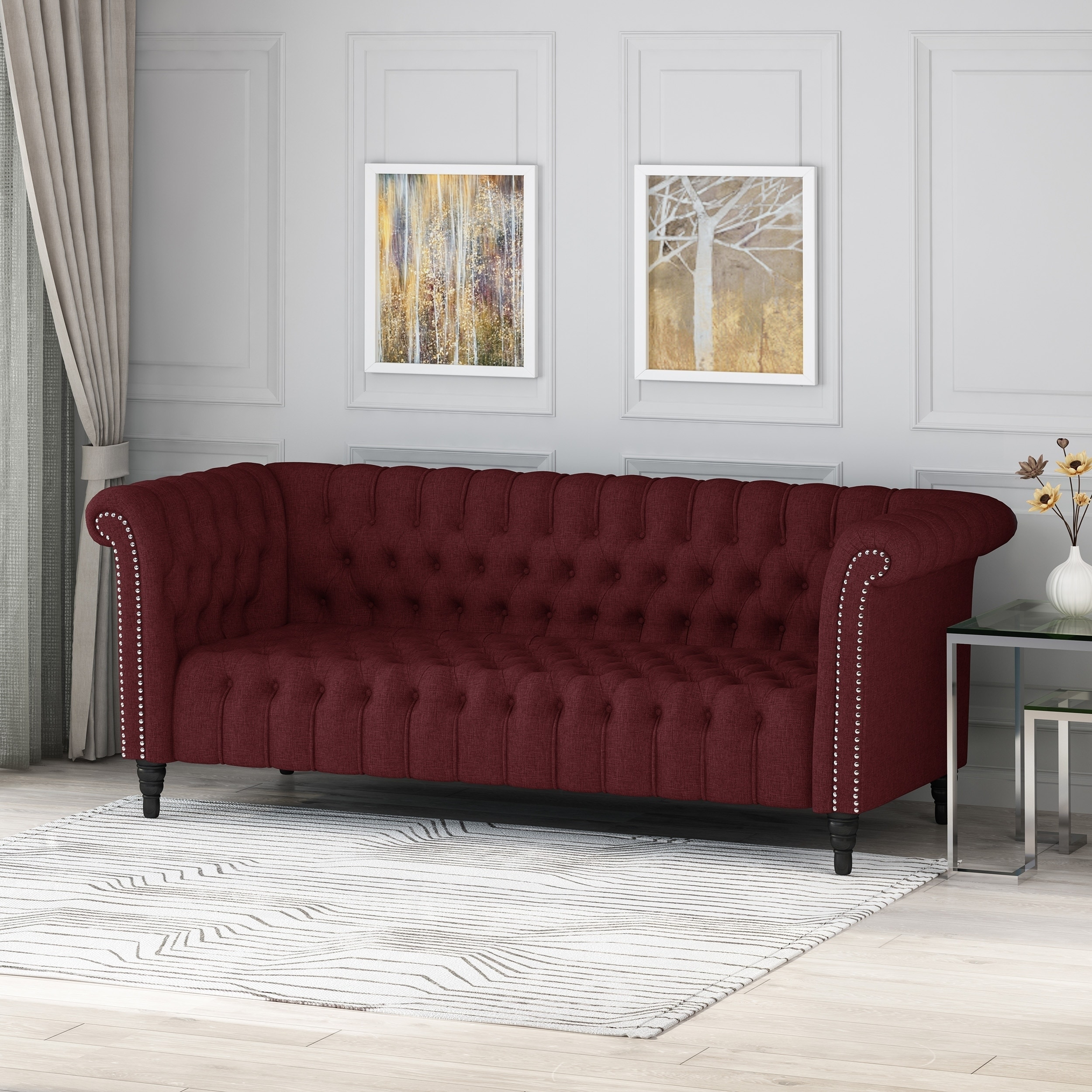 Chesterfield Style Sofas
