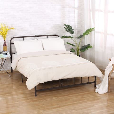 Kimwood Queen Duvet Cover by Christopher Knight Home
