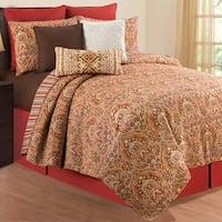 Mirabelle Cotton Quilt Set