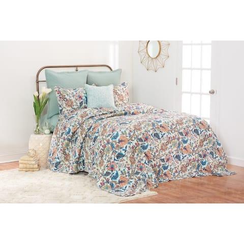 Tansy Cotton Quilt Set