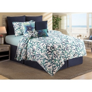 Link to Aqua Reef Cotton 3 Piece Quilt Set Similar Items in Filing Storage & Accessories