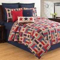 Bennington Cotton Quilt Set