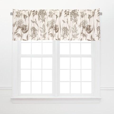 Louisa Window Valances (Set of 2)