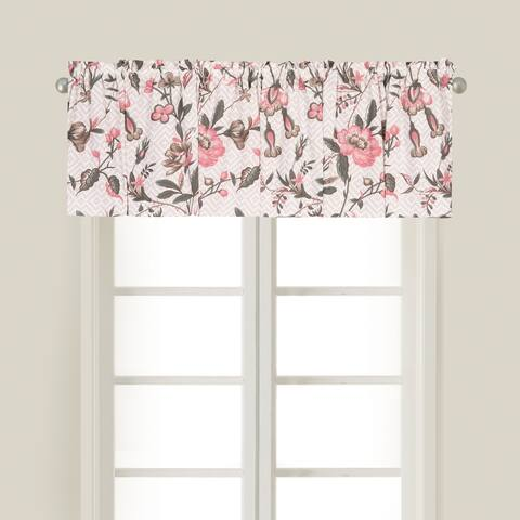 Blair Garden Window Window Curtain Valances (Set of 2) - 15.5 x 72