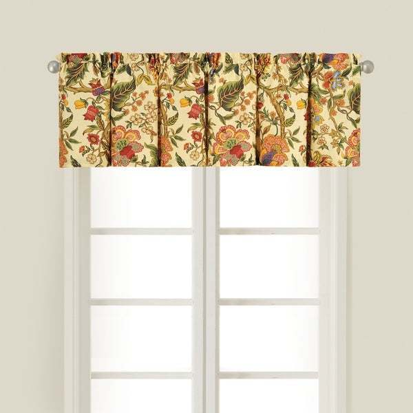 Buy ruffled valances online at overstock our best window treatments deals