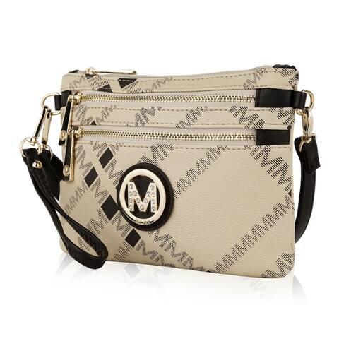 MKF Aide M Signature Crossbody Bag by Mia K.