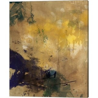 Sisa Jasper 'Amber Haze II' Canvas Art