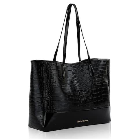 MKF Collection Doris Work Tote Bag by Mia K.