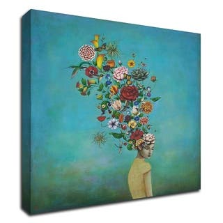 A Mindful Garden by Duy Huynh, Print on Canvas, Ready to Hang