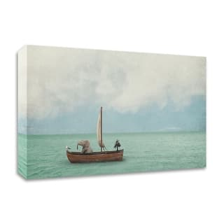 Set Sail by Greg Noblin, Print on Canvas, Ready to Hang