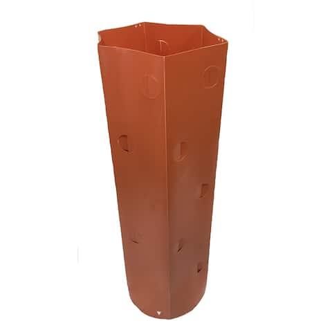 Genesis PlanTower - Terracotta