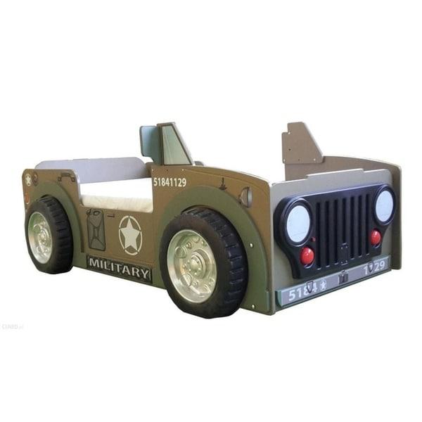 Military Toddler Car bed