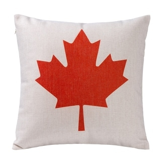 Canadian Flag Throw Pillow (Case Only)