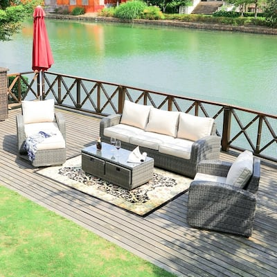 Wicker Patio Furniture Find Great