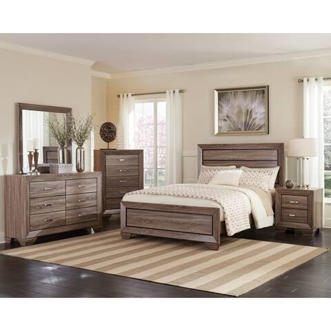 Still Waters Transitional 4-piece Bedroom Set