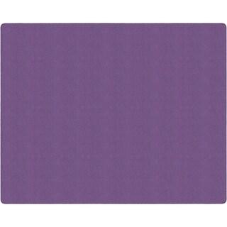 Flagship Carpet Americolors School Classroom Rectangular Rug, Pretty Purple - 12' x 15' - 12' x 15'