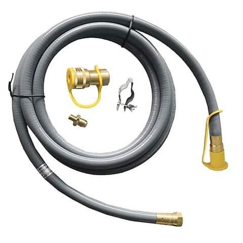 Fire Pit Natural Gas Conversion Kit