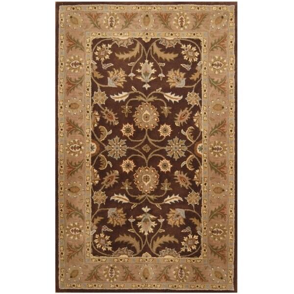Tufted Indo Persian Wool Area Rug Ebth: Shop Handmade Herat Oriental Indo Hand-tufted Mahal Wool