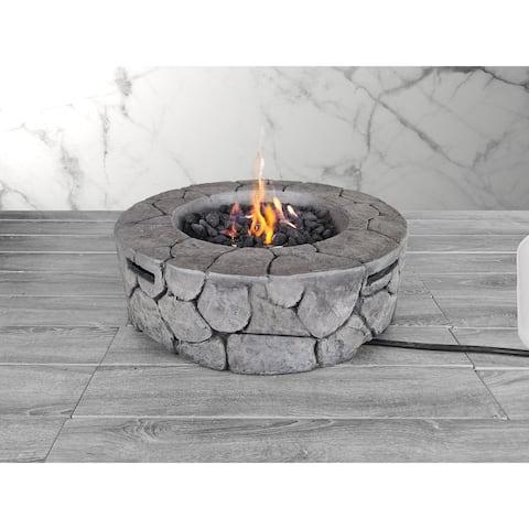 Concrete Propane Fire Pit