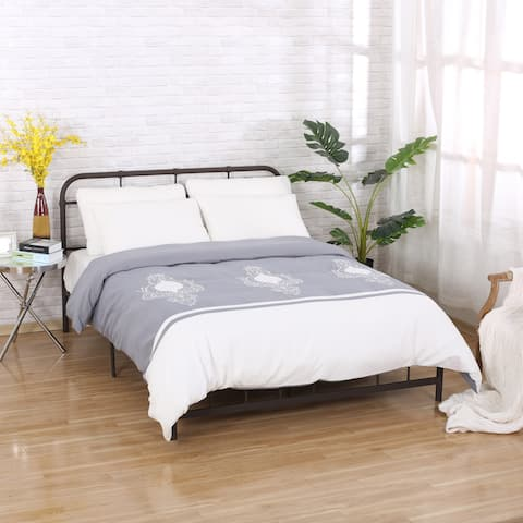 Brentonwood Queen Duvet Cover by Christopher Knight Home