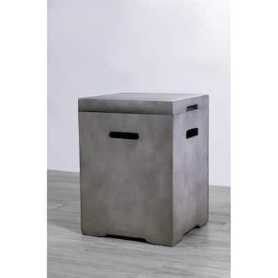 Fire Pit Propane Tank Cover