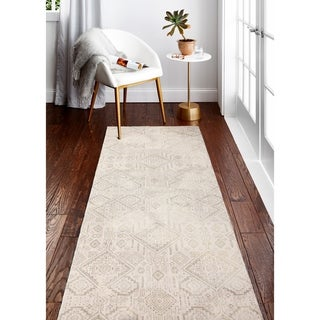 Power Loom Gretchen Ivory Rug