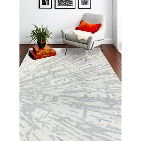 Marci Contemporary Hand Tufted Area Rug