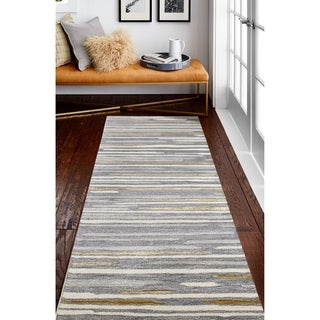 Hand Tufted Marge Grey Rug
