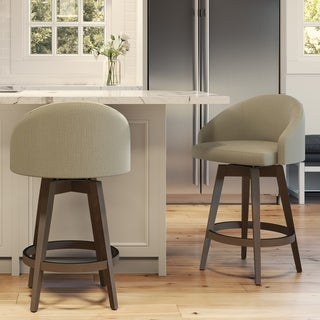 Link to Amisco Keaton Swivel Counter and Bar Stool Similar Items in Dining Room & Bar Furniture