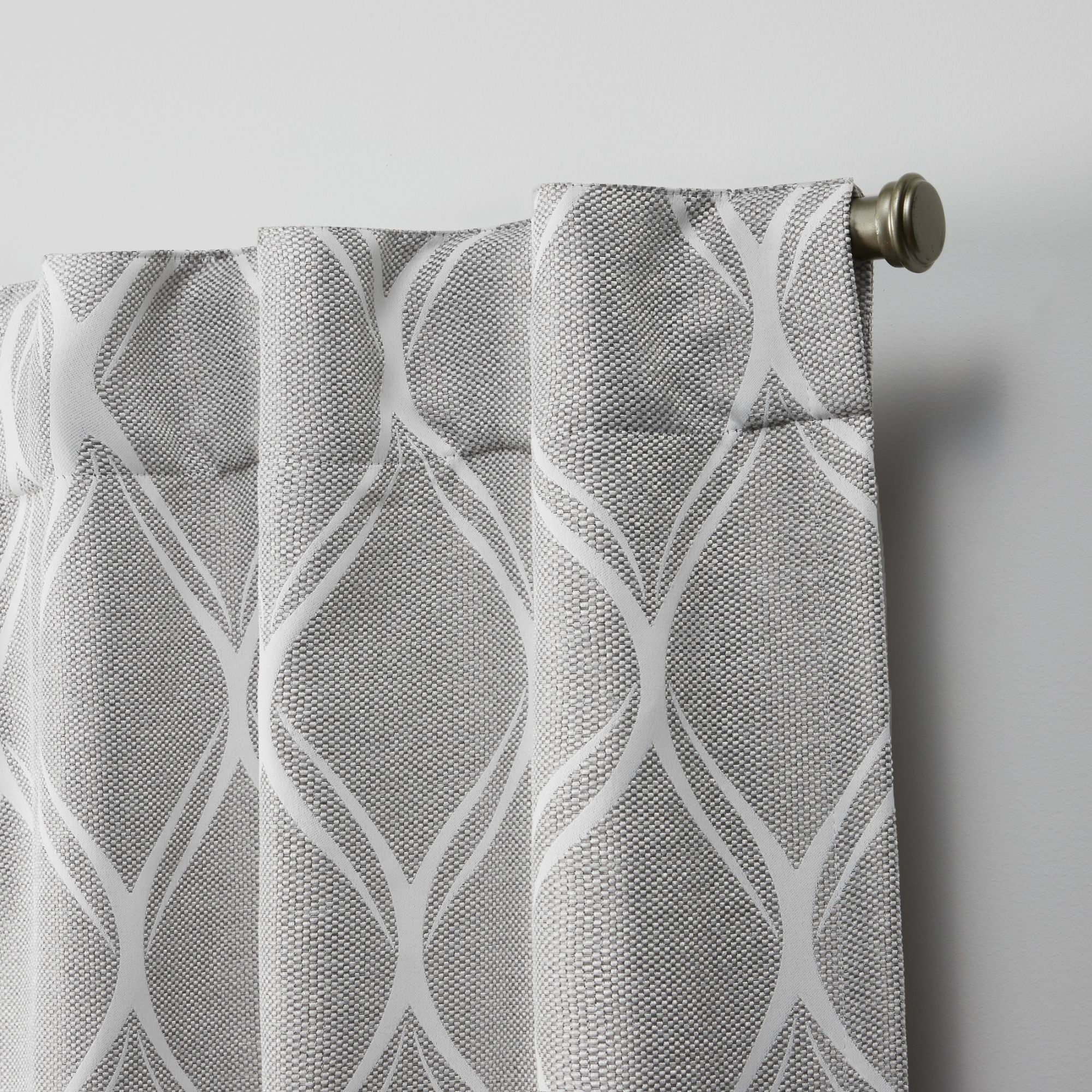 Outdoor Grommet Top Curtain Panel Pair