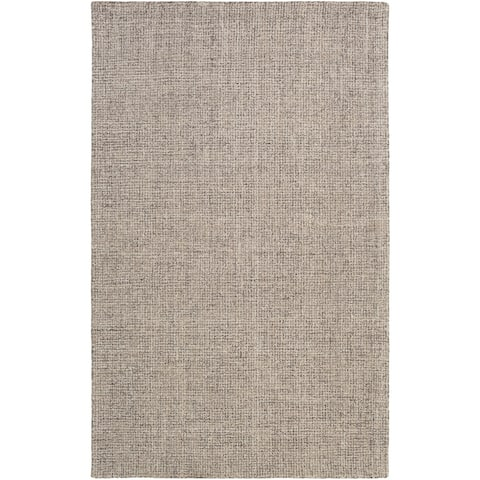 Hand-Tufted Pali Wool Area Rug - 9' x 13'