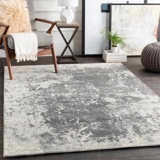 "Anah Subtle Abstract Area Rug - 6'7"" x 9'"