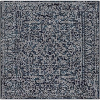 Copper Grove Eemnes Vintage Traditional Area Rug - 5'3 x 5'3
