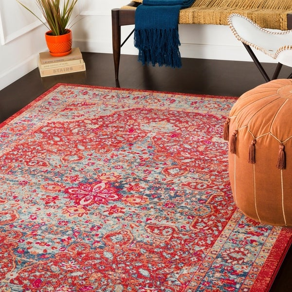 """Charisma Updated Traditional Area Rug - 2'11"""" x 7'10"""" Runner"""