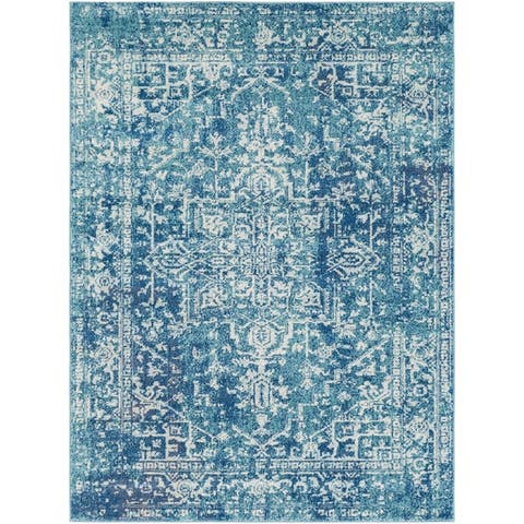 Esther Vintage Traditional Area Rug