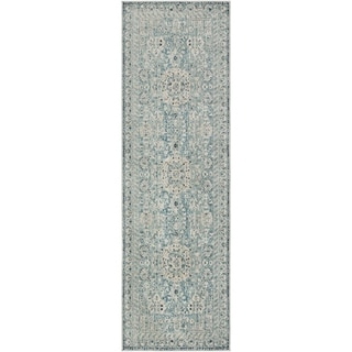 """Marte Updated Traditional Area Rug - 2'6"""" x 7'10"""" Runner"""