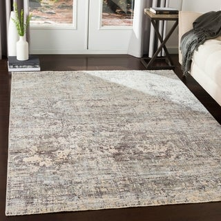 """Fitzgerald Contemporary Area Rug - 3'3"""" x 10' Runner"""