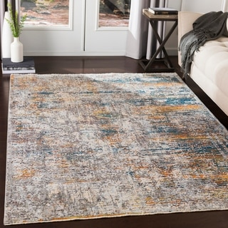 """The Gray Barn Lost Cove Contemporary Runner Rug - 3'3"""" x 8' Runner"""