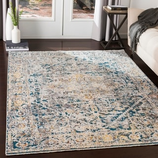 "Pierce Traditional Area Rug - 3'3"" x 8' Runner"