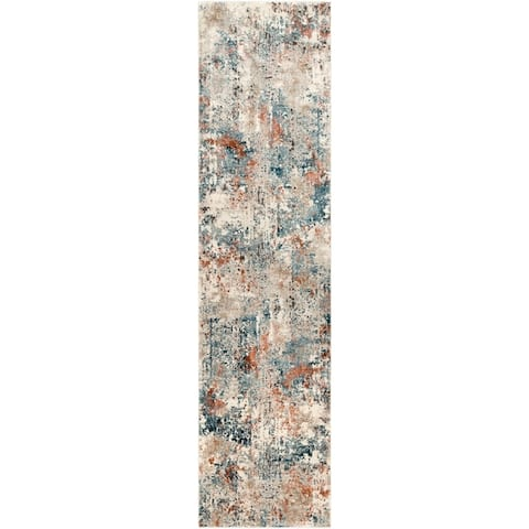 Porch & Den Highcreek Abstract Rug